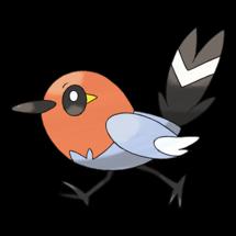Pokemon GO Fletchling