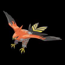 Pokemon GO Talonflame