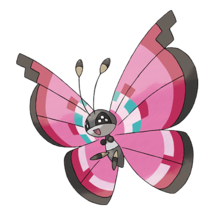Pokemon GO Vivillon