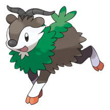 Pokemon GO Skiddo