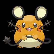 Pokemon GO Dedenne