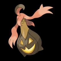 Pokemon GO Gourgeist