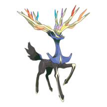 Pokemon GO Xerneas
