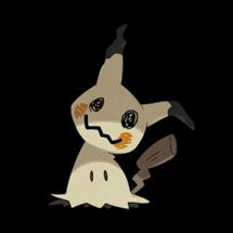 Pokemon GO Mimikyu