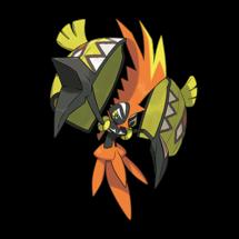 Pokemon GO Tapu Koko