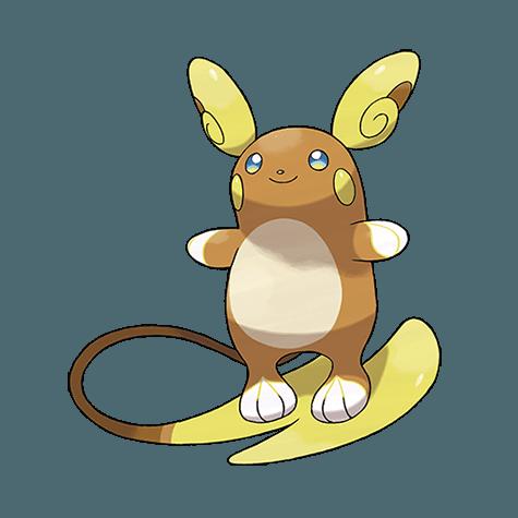Pokemon GO Raichu (Alola, #26) | Stats, Moves, Counters, CP, HP and