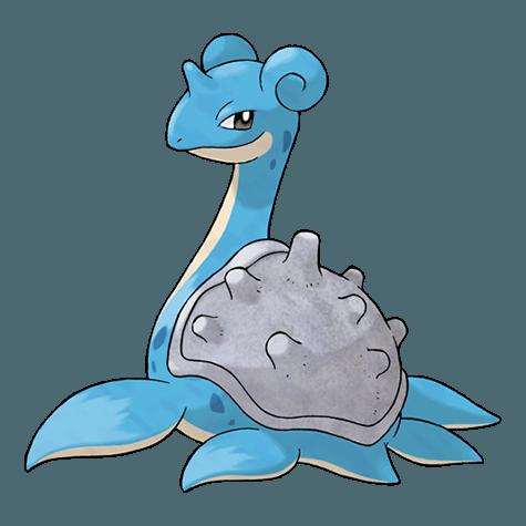 Lapras (Pokémon GO) - stats, counters, best moves, how to get it