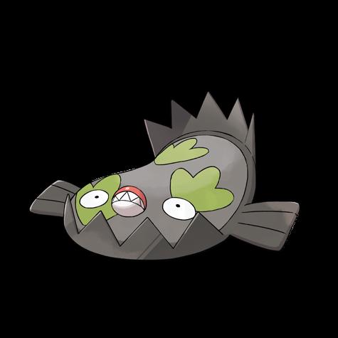 Pokemon GO Galarian Stunfisk