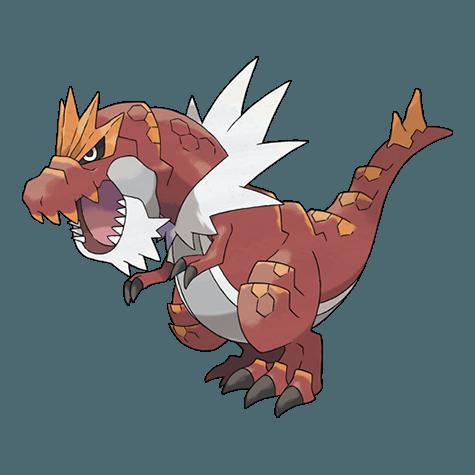 Pokemon Go Tyrantrum 697