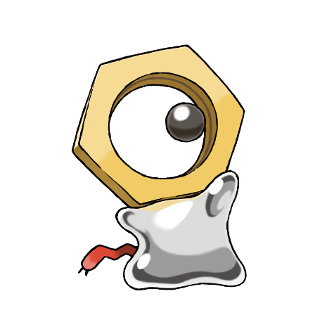 Pokemon GO Meltan ( #808) | Stats, Moves, Counters, CP, HP and IV charts